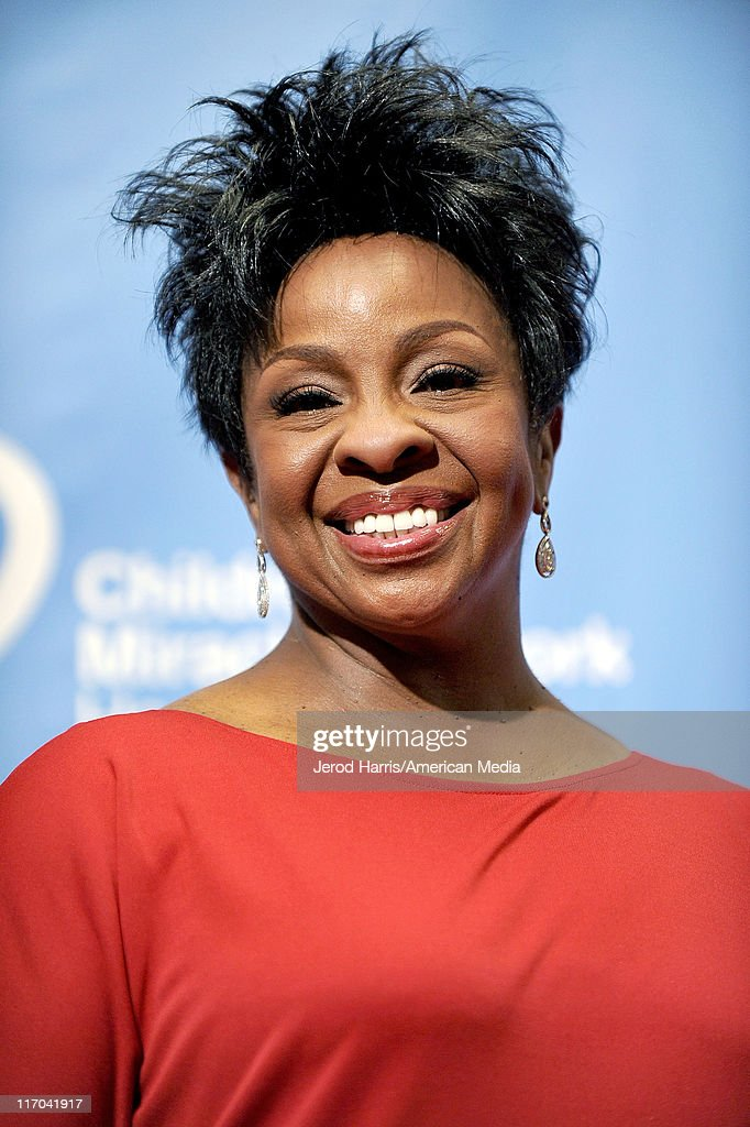 Gladys Knight at the 38th Annual Daytime Entertainment Emmy Awards for Soap Opera Weekly - Press Room on June 19, 2011 in Las Vegas, Nevada.