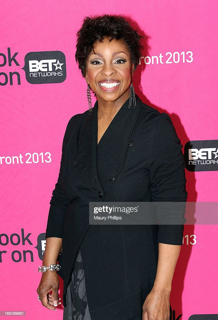 Gladys Knight attends BET Networks 2013 Los Angeles Upfront at Montage Beverly Hills on April 2, 2013 in Beverly Hills, California.