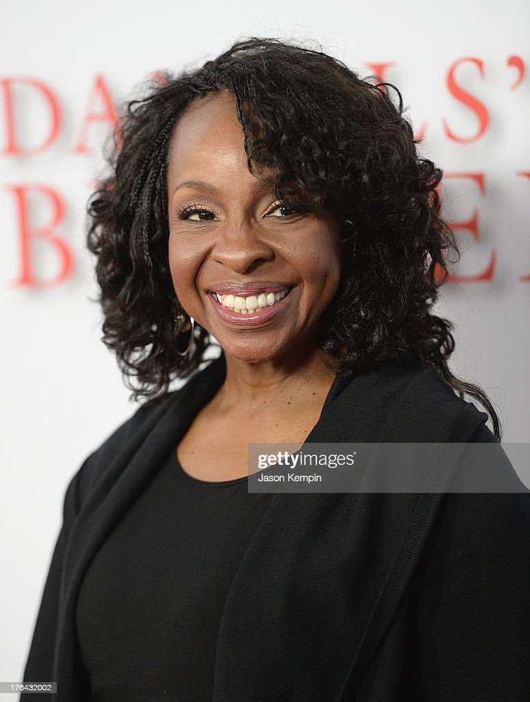Gladys Knight attends the Los Angeles premiere of 'Lee Daniels' The Butler' at Regal Cinemas L.A. Live on August 12, 2013 in Los Angeles, California.