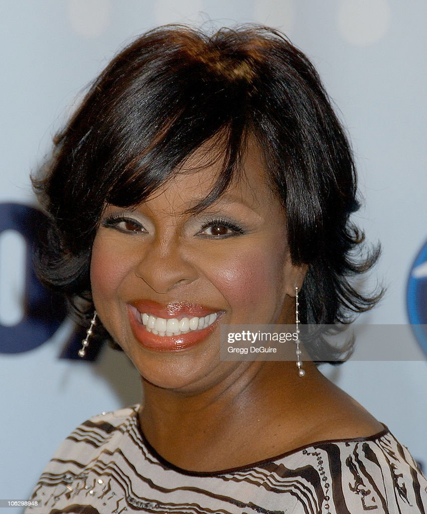 Gladys Knight during 'American Idol' Season 6 Finale - Press Room at Kodak Theatre in Hollywood, California, United States.