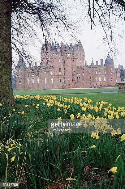 Glamis Castle Circa 1990s Childhood Home To The Queen Mother The Castle Is Now Home To The Earls Of Strathmore