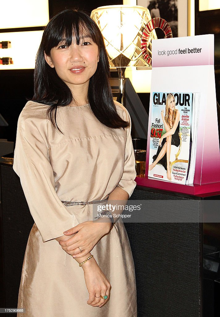 Glamour beauty director, Ying Chu, attends Second Annual Beauty Editors Day At Saks Fifth Avenue on August 1, 2013 in New York City.