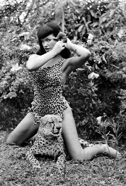 Betty Page Photos: Pinup Model Bettie Page Dies At 85 Photos And Images