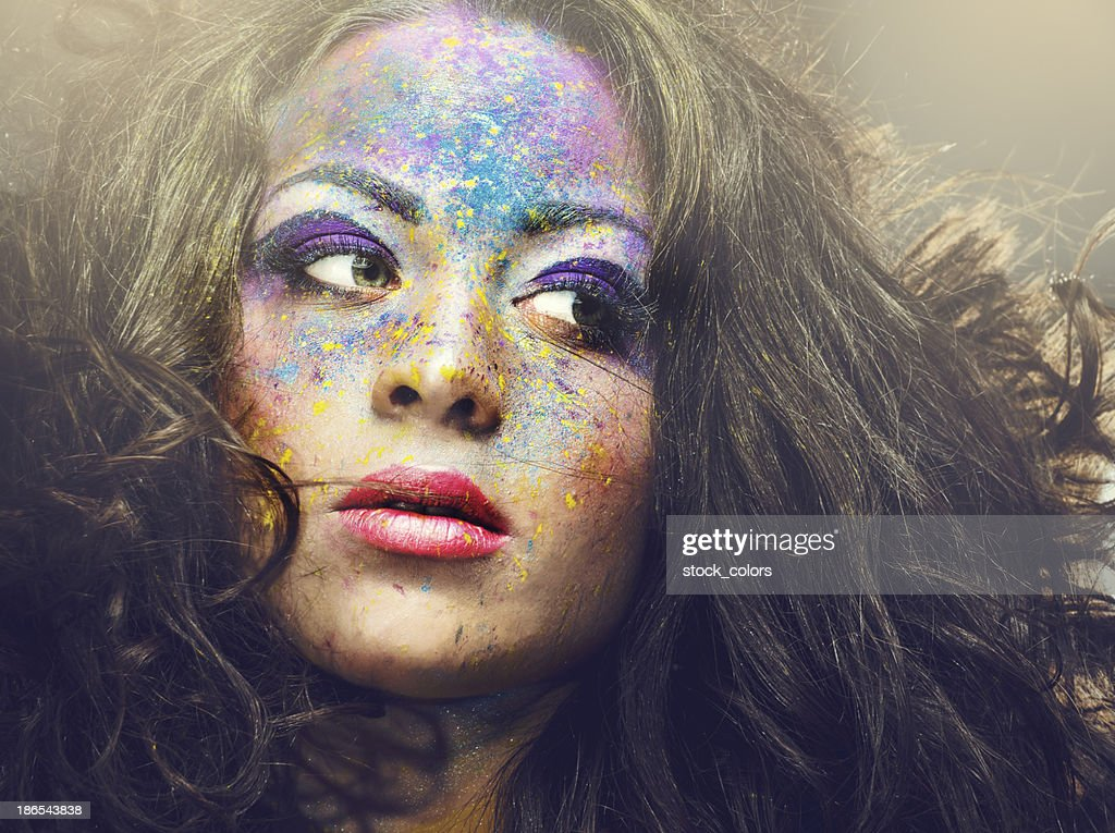 glamour portrait : Stock Photo