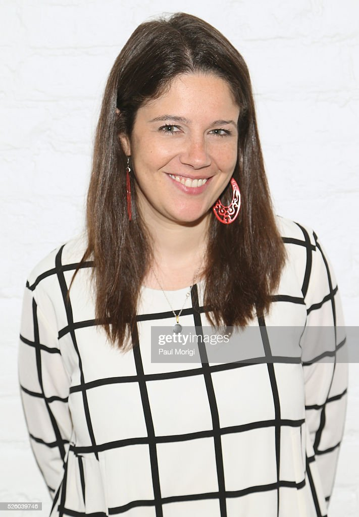 Media Reporter, Hadas Gold attends the Glamour and Facebook brunch to discuss sexism in 2016, during WHCD Weekend at Kinship on April 29, 2016 in Washington, DC.