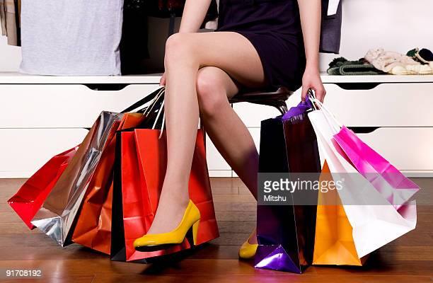 Glamour des boutiques