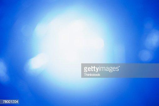 Glare of light : Stock Photo