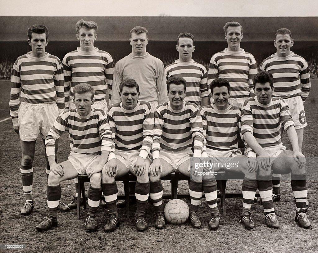 Celtic Football Team Group