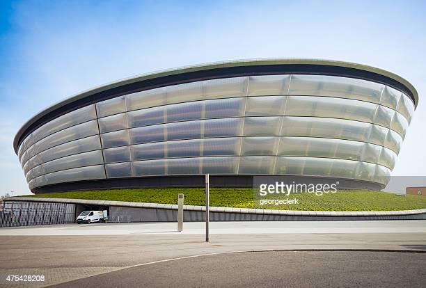 Glasgow Hydro Arena entertainment venue