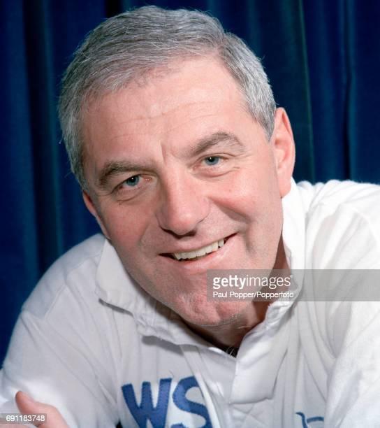 Glasgow Rangers manager Walter Smith circa 1991