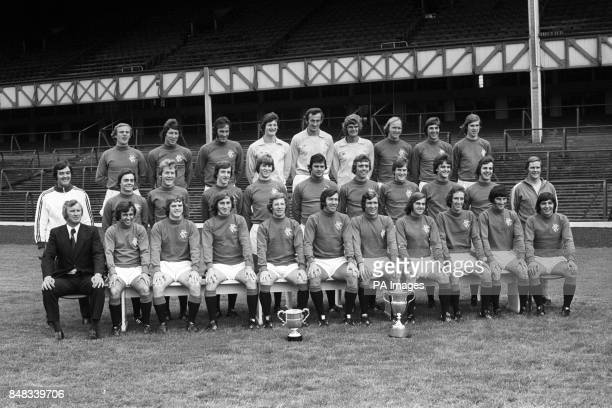 Glasgow Rangers squad for the 19776 season Colin Stein Derek Parlane Colin Jackson Donald Hunter Peter McCloy Stewart Kennedy Ally Scott Tom Forsyth...