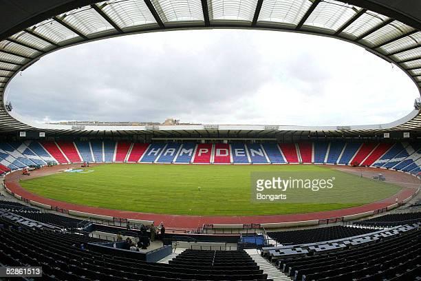 STADIEN 2002 Glasgow STADION'HAMPDEN PARK '