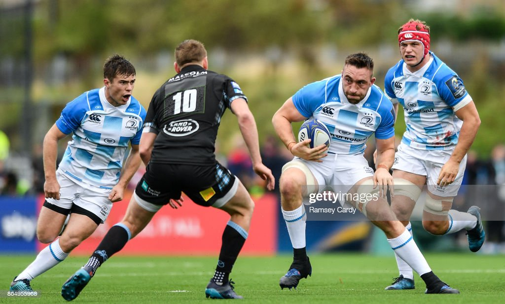 Glasgow Warriors v Leinster Rugby -  Champions Cup