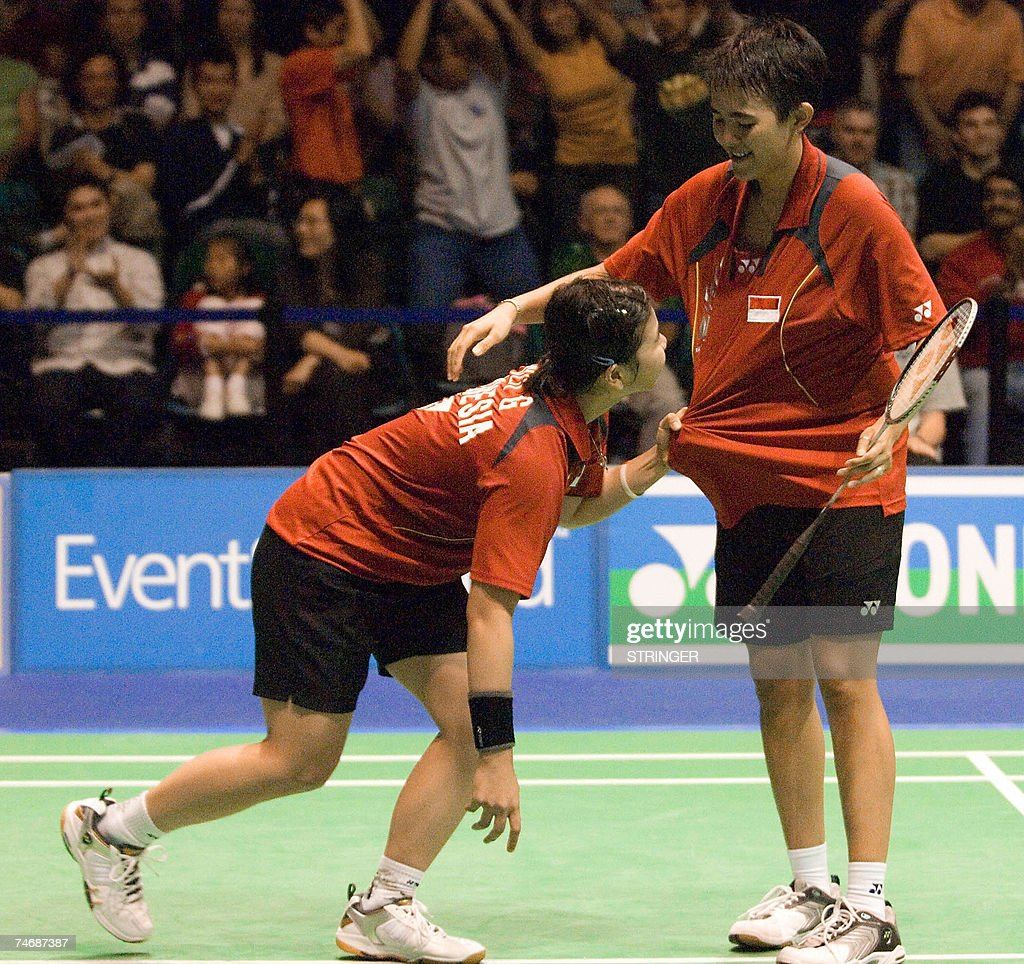 World Team Badminton Championship In Glasgow s and