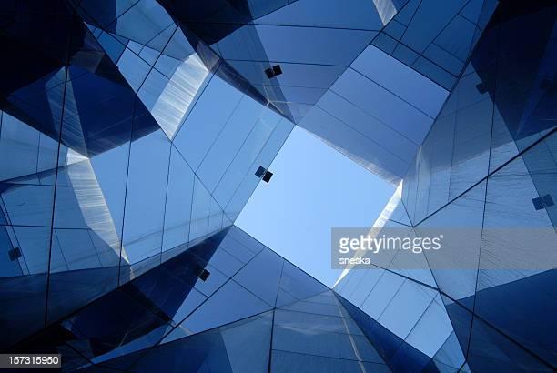 glass architecture, Barcelona