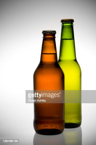 Glass Beer Bottles