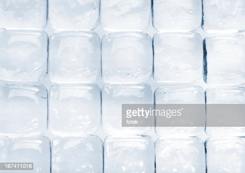 Glass dice background : Stock Photo