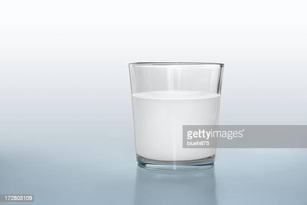 ガラスの牛乳