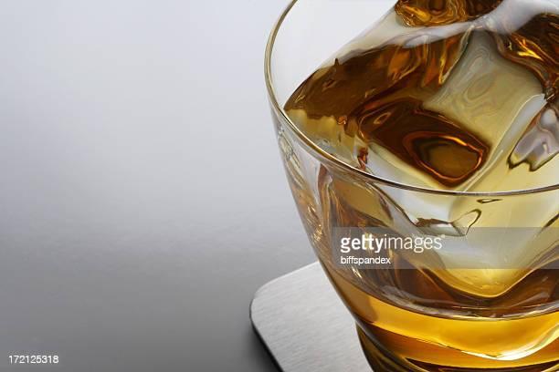 Glass Of Scotch Whisky