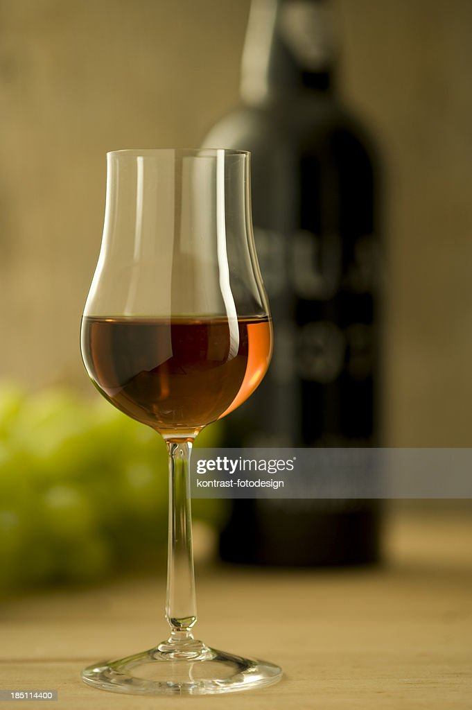 Glass of Sherry or Madeira Wine