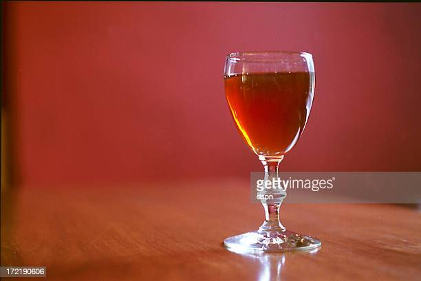 Glass of Sherry