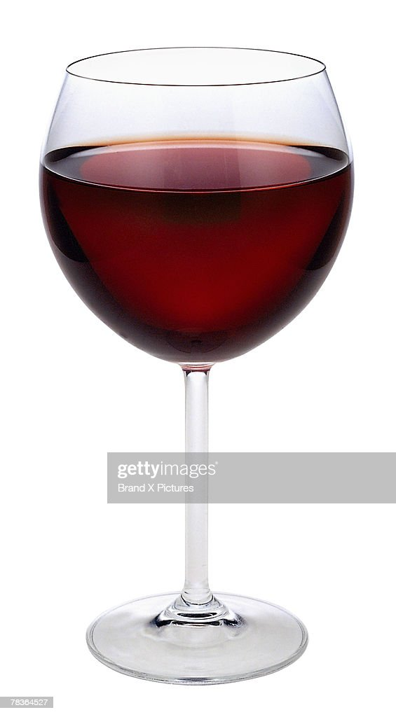 Glass of wine : Stock Photo