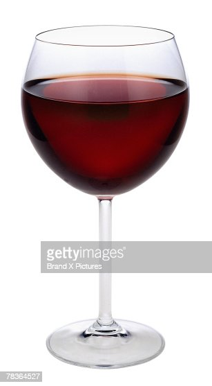 Glass of wine : Bildbanksbilder