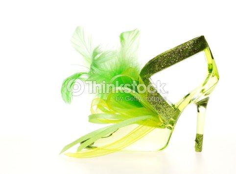 Zapato de vidrio   Foto de stock a22f0c1145fd