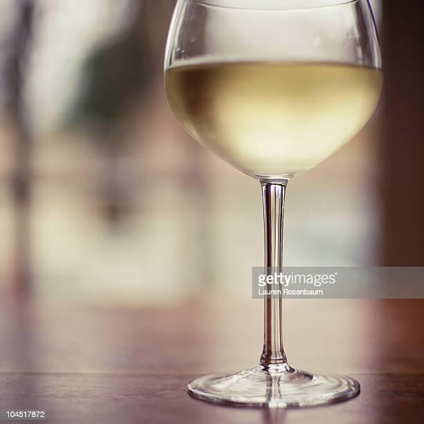 glass white wine
