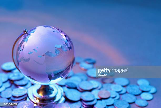 Vetro mondo e Moneta