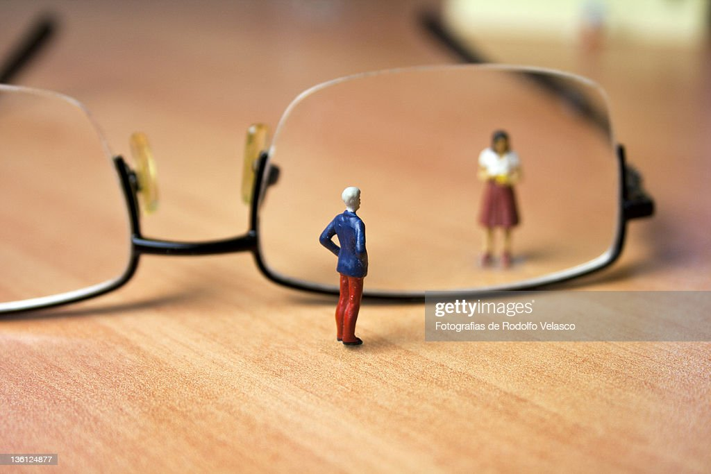 Glasses and miniatures