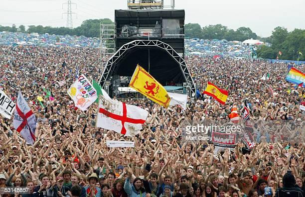 Glastonbury Music Festival 2005- Day 2