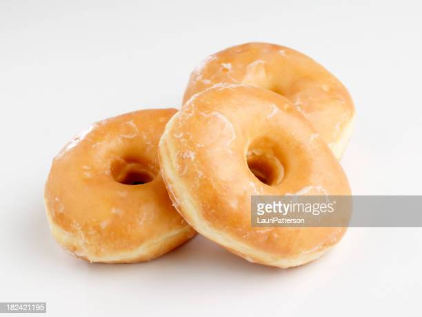 Kandierter Doughnuts