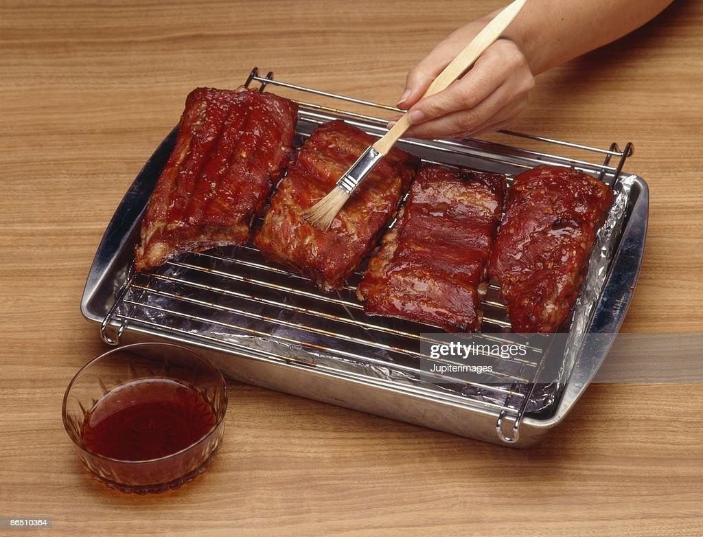 Glazing ribs