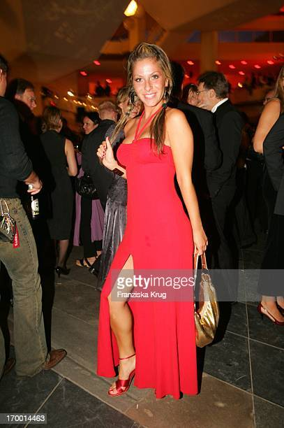 Gülcan Karahanci at Party After The 55th Ceremony Of The 'German Film Award' in the Berlin Philharmonic Hall on 080705