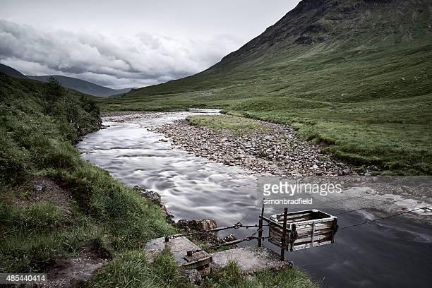 グレンイーティブのスコットランド高地