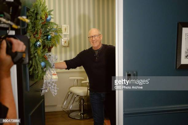 Glen Keane checks in from the green room with James Corden during 'The Late Late Show with James Corden' Wednesday December 6 2017 On The CBS...
