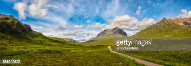 Glen Torridon In Scotland's Northwest Highlands