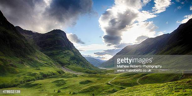 Glencoe - Gateway to the Highlands -  Scotland