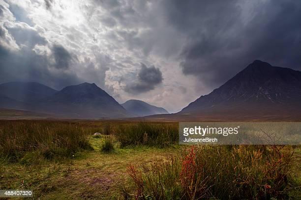 Glencoe, le Highlands, Écosse