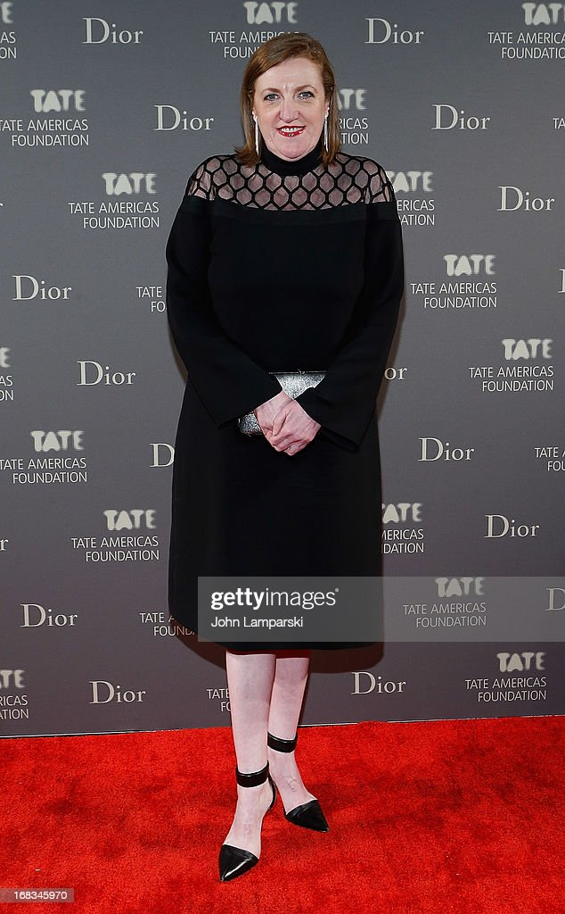 Glenda Bailey attends the 2013 Tate Americas Foundation Artists Dinner at Skylight Studios at Moynihan Station on May 8, 2013 in New York City.