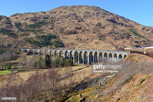 Glenfinnan Viaduct, Fort William to Mallaig