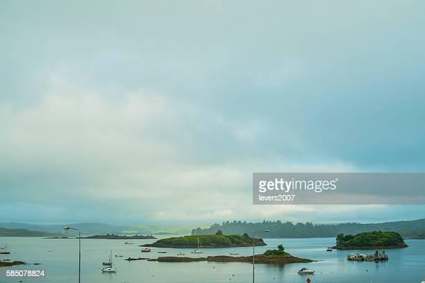 Glengarriff Bay, Wild Atlantic Way, Co. Cork, Ireland