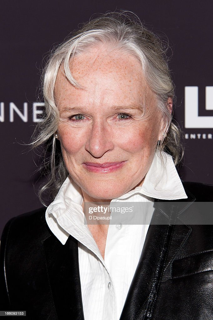 <a gi-track='captionPersonalityLinkClicked' href=/galleries/search?phrase=Glenn+Close&family=editorial&specificpeople=201870 ng-click='$event.stopPropagation()'>Glenn Close</a> attends the 'Disconnect' New York Special Screening at SVA Theater on April 8, 2013 in New York City.