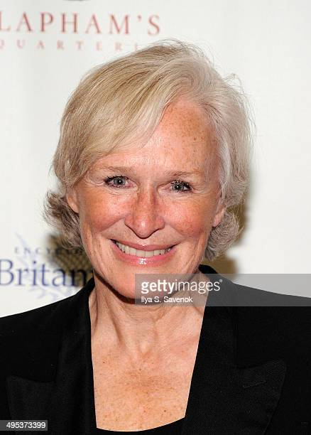 Glenn Close attends the Lapham's Quarterly Decades Ball The 1870s at Gotham Hall on June 2 2014 in New York City