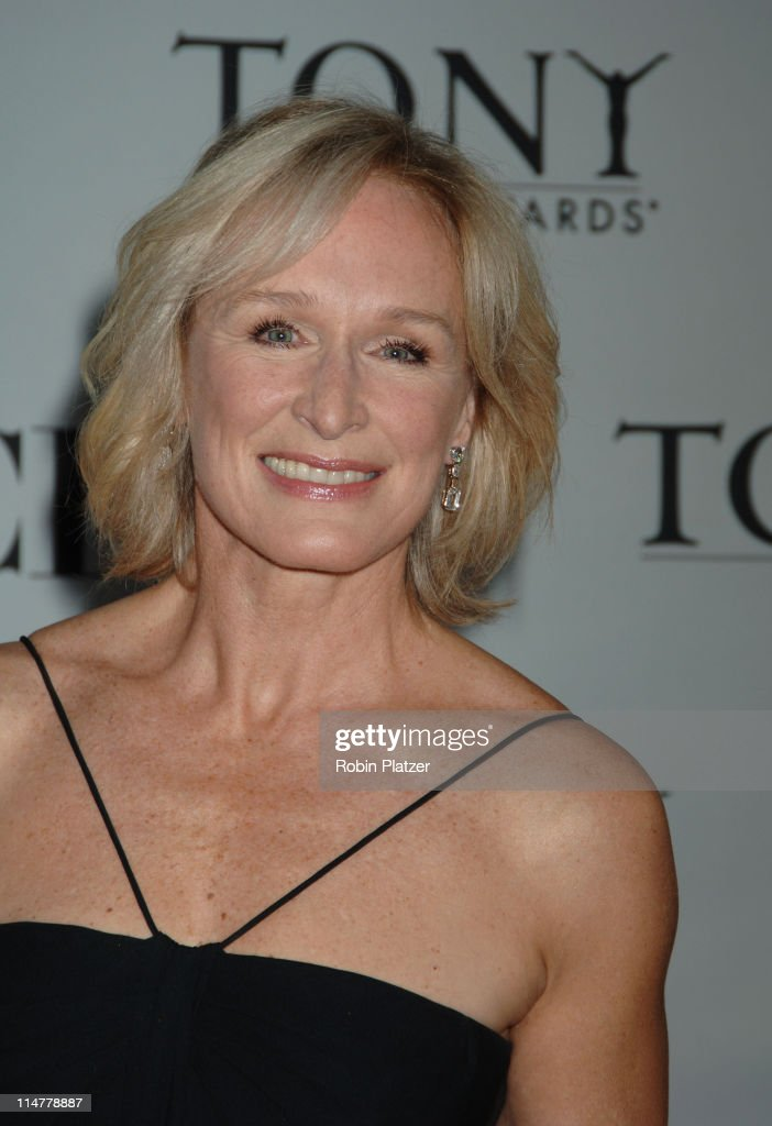 Glenn Close during 60th Annual Tony Awards - Arrivals at Radio City Music Hall in New York City, New York, United States.