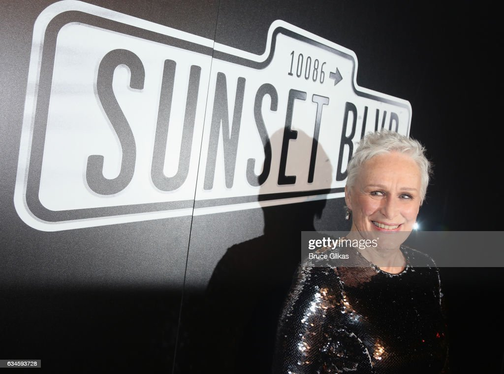 """Sunset Boulevard"" Opening Night - Arrivals & Curtain Call"
