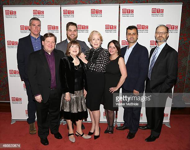 Glenn Fitzgerald playwright David LindsayAbaire Nate Miller Marylouise Burke Holland Taylor Rachel Dratch Daoud Heidami and director David Hyde...