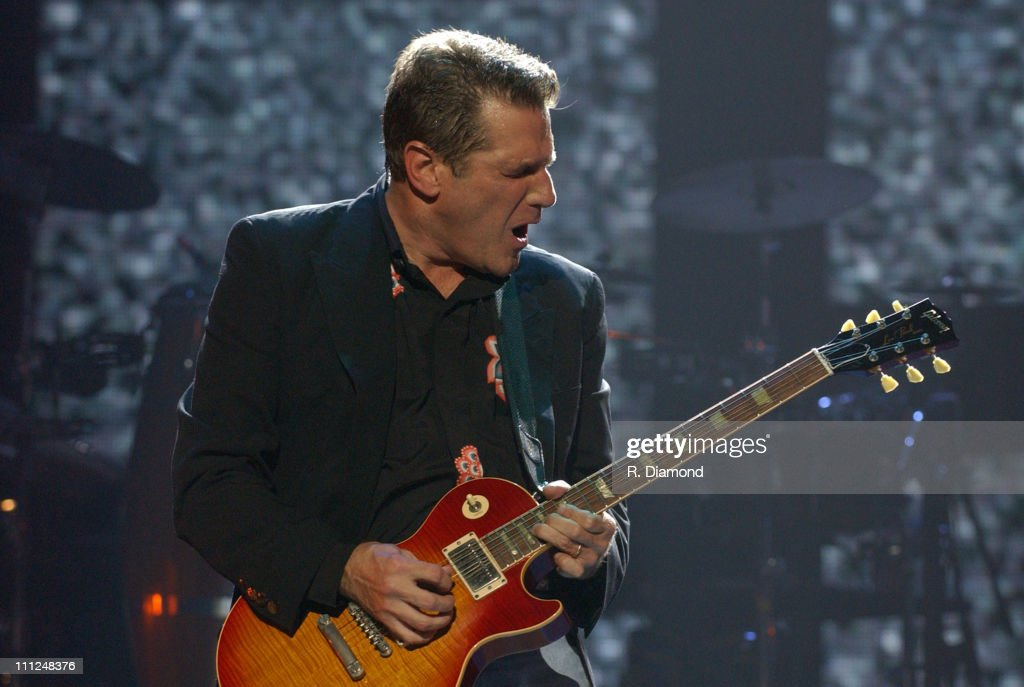 <a gi-track='captionPersonalityLinkClicked' href=/galleries/search?phrase=Glenn+Frey&family=editorial&specificpeople=223995 ng-click='$event.stopPropagation()'>Glenn Frey</a> during The Eagles and Dixie Chicks Benefit for Recording Artists Coalition (RAC) at MCI Center in Washington, DC, United States.