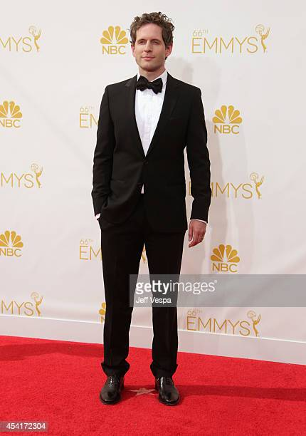 Glenn Howerton attends the 66th Annual Primetime Emmy Awards held at Nokia Theatre LA Live on August 25 2014 in Los Angeles California